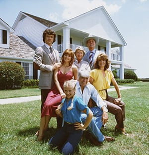 Larry Hagman: The Cast of Dallas
