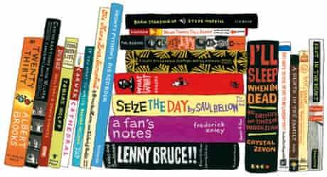 Judd Apatow's ideal book shelf.