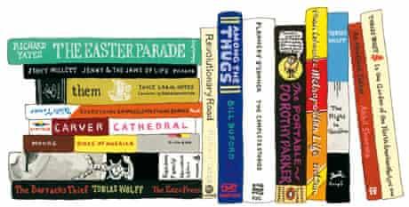 David Sedaris's ideal bookshelf