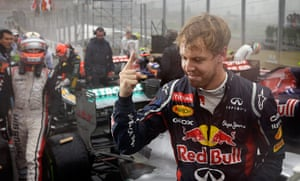 F1 season review: Sebastian Vettel
