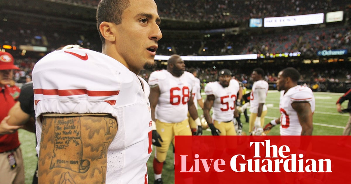 31b80e01f2 San Francisco 49ers 31, New Orleans Saints 21 - as it happened! | Sport |  The Guardian