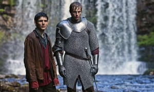 Merlin has been cancelled, just when it was getting really