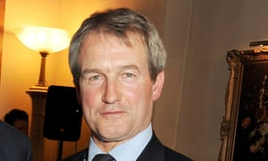 Owen Paterson, the environment secretary, on 19 November 2012.