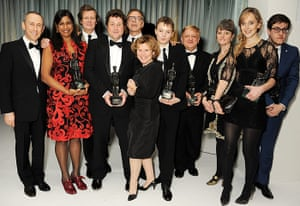 Evening Standard Awards : The 58th London Evening Standard Theatre Awards winers