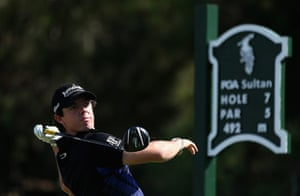 SPOTY 2012: Rory McIlory