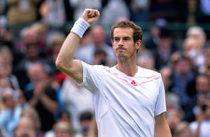 SPOTY 2012: Andy Murray