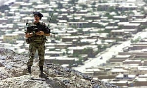 French soldier Kabul