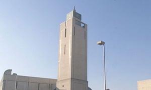 Courcouronnes mosque, south Paris