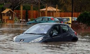 St Asaph flooding