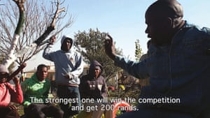 New Contemporaries: Simon Senn's Meadowlands Zone 1, 2010, HD video