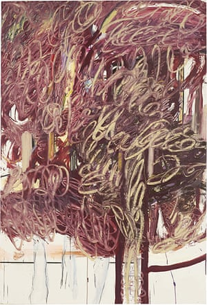 New Contemporaries: Suki Seokyeong Kang's Heavy Love, 2012, Oil on canvas
