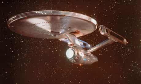 USS Enterprise from the TV series Star Trek