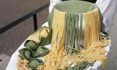 Pasta BBC italian restaurant