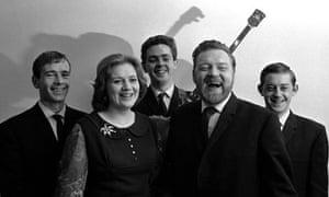 The Ian Campbell Folk Group