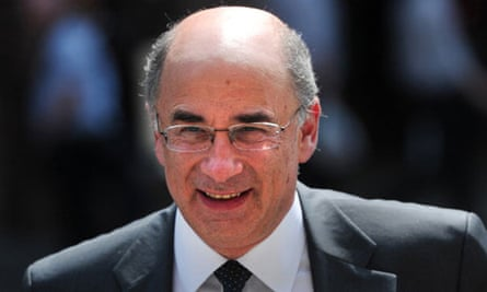 Lord Justice Leveson at the high court