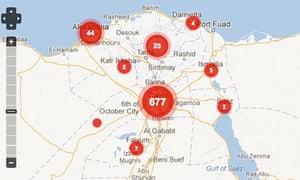 Screengrab of HarassMap graphic