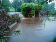 Sue Blackmore flooding