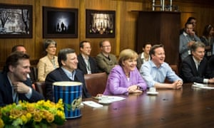The G8 summit in Camp David, Maryland, on May 19, 2012