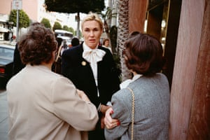 Big Picture: Rodeo: 1980's image of shoppers on Rodeo Drive, Beverly Hills