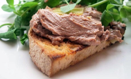 How To Make Perfect Chicken Liver Pt Food The Guardian