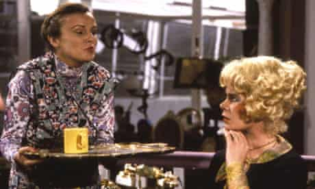 Julie Walters as Mrs Overall in Acorn Antiques