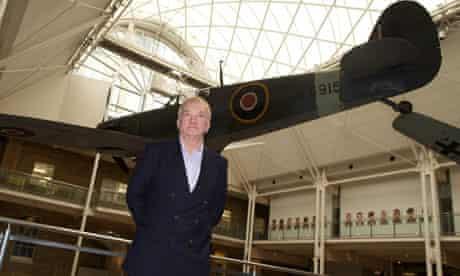 David Cundall, Spitfire-hunter