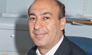 Professor Alexander Seifalian