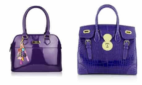 handbag comparison