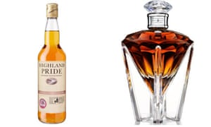 whisky comparison
