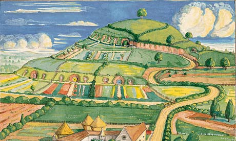 Image result for The Shire tolkien drawing