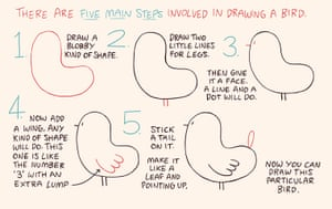 Luke Pearson How to Draw: Luke Pearson's How to Draw... birds 3