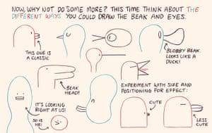 Luke Pearson How to Draw: Luke Pearson's How to Draw... birds 6