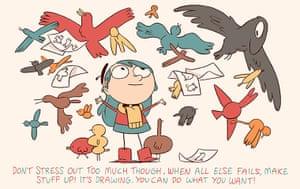 Luke Pearson How to Draw: Luke Pearson's How to Draw... birds 10