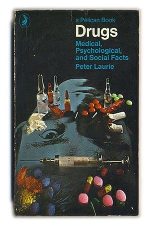 Pelican Books: Drugs, 1969