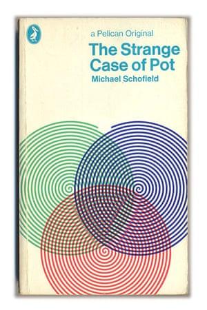 Pelican Books: The Strange Case of Pot, 1971