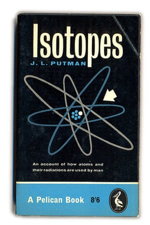 Pelican Books: Isotopes, 1960