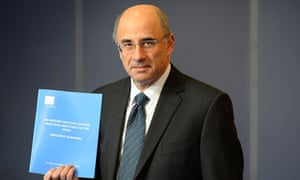 Lord Justice Leveson report