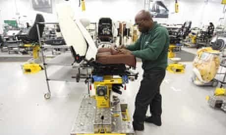 Bentley Factory, Crewe, Britain - 02 Nov 2010