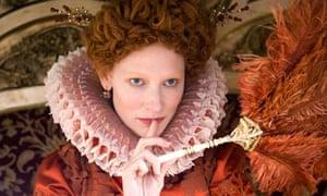 Elizabeth I queen