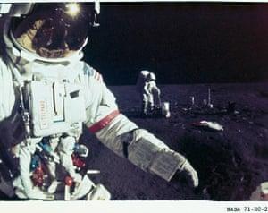 Space: Apollo 14, Commander Alan Shepard