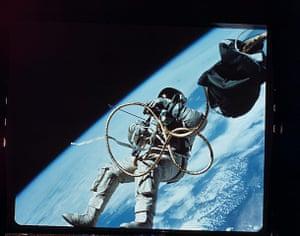 Space: Astronaut Ed White