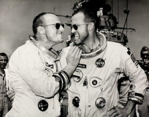 "Space: Gordon Cooper and Charles ""Pete"" Conrad"