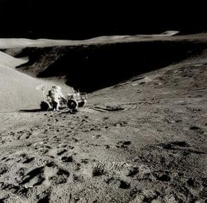 Space: Apollo 15 mission