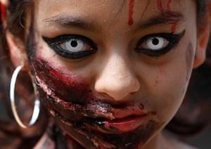 Zombie Walk: Zombie Walk: Mexico