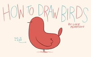 Luke Pearson: Luke Pearson's How to Draw... birds 1