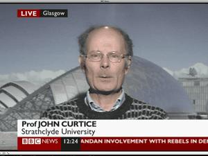 John Curtice.