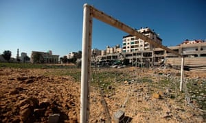Gaza football stadium