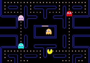 Videogames bought by Moma: Pac-Man (1980)