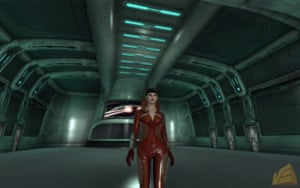Videogames bought by Moma: EVE Online (2003)