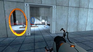 Videogames bought by Moma: Portal (2007)